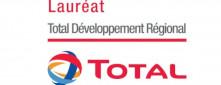 Logo Lauréat Total Développement Régional