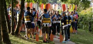 Activité Kayak en groupe