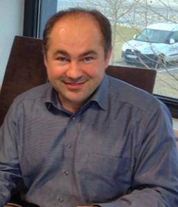 Jérôme, Co-fondateur & Directeur Technique et Financier