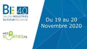 MesSorties.fr participe au Salon Industries du Futur