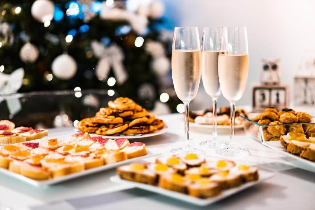célébrer fêtes de fin d'année