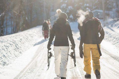 Quelle activité sportive pour vos collaborateurs cet hiver ?