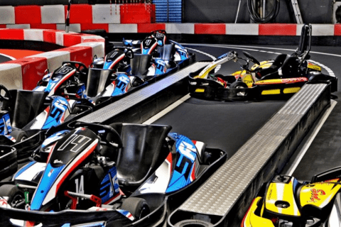 Invitation : Eductour au Kart Indoor Chrono